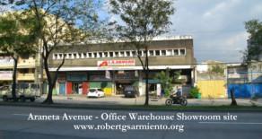 Araneta Avenue – Under Negotiation !
