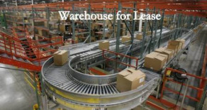 Warehouse for Lease – January 2014