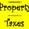Real Estate Property Tax for 2017