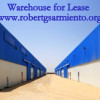 Warehouses for Lease – May 2014