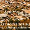 WAREHOUSE FOR SALE – November 2014
