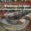 WAREHOUSE FOR LEASE   – December 2014