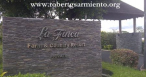 La Finca Farm and Country Resort – Must Sell, Best Offer