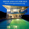 House and Lot for Sale – September 2015