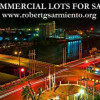 Commercial Lots for Sale – November 2015