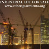 Industrial Lots for Sale – November 2015