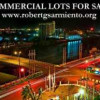 Commercial Lots for Sale – March 2016