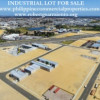 Industrial Lots for Sale – February 2016