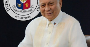 The Untold Work of DFA Secretary del Rosario
