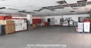 Office Warehouse – Ideal for Logistics Firm near Airport
