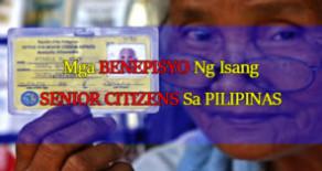 Senior Citizens Benefits in the Philippines