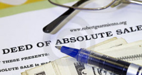 DEED OF ABSOLUTE SALE – Important Advisory