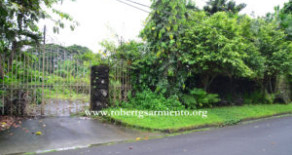 New Manila, Quezon City – Rare Lot for Sale