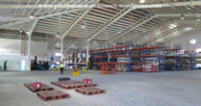 Laguna Technopark – Warehouse for Lease