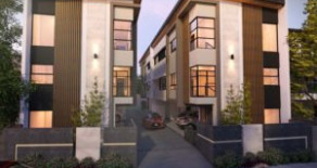 Brand New Modern Townhouse for Sale – Makati City