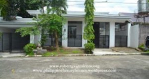 Capitol Hills Subdivision, QC – Staff House for Lease