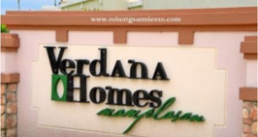 Verdana Homes Mamplasan – Lot For Sale