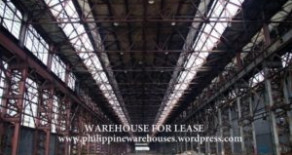 Warehouse for Lease – October 2019