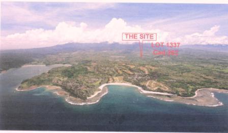 Property for Resort Development near Anvaya Cove