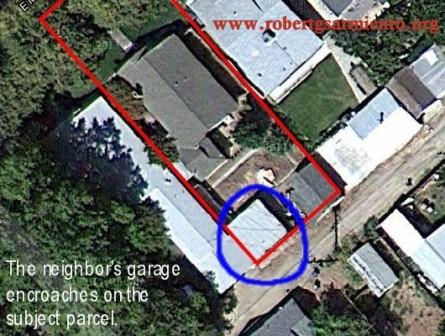 Property Line Encroachment Laws
