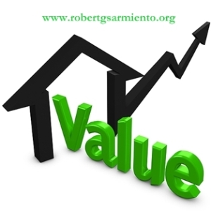 Residential lot robert g sarmiento for Increase value of home