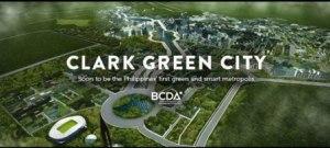 clark green city r