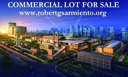 Commercial Lots For Sale March 2016 Robert G Sarmiento