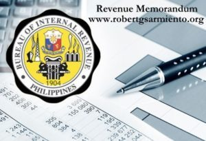 bir revenue memorandum