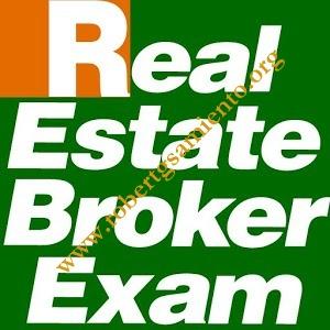 real estate broker exam p