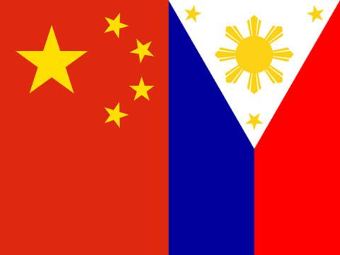 china philippines