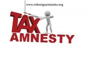 tax amnesty p