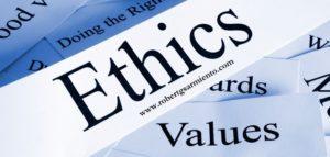 ethics A p