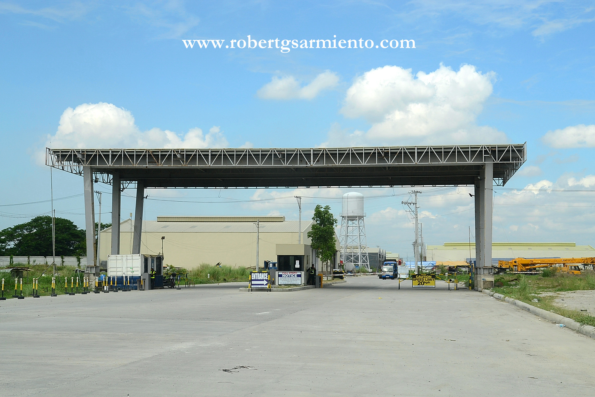 INDUSTRIAL PROPERTY FOR SALE – Pampanga