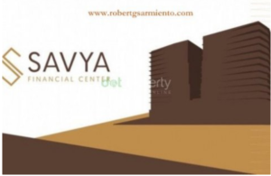 Savya Finance Center, Arca South